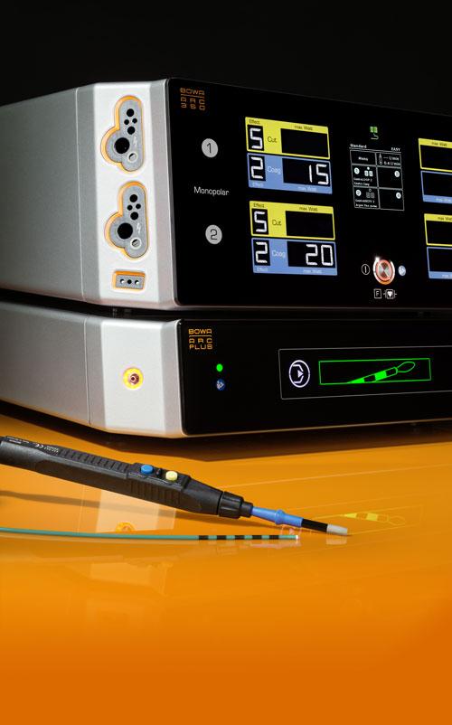 Высокочастотный междисциплинарный электрохирургический аппарат ARC plus тачскрин